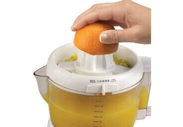 Black & Decker CJ6302 Electric Citrus Juicer