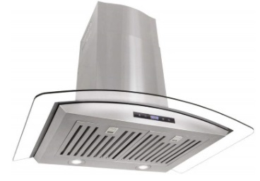 island range hood reviews