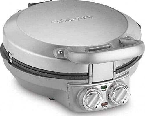 Cuisinart CPP-200 International Chef Crepe Pizzelle Pancake Plus